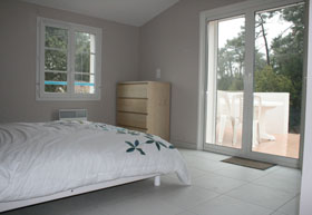 Master Bedroom (Ch3 on the floor plan)